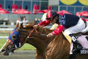 Thumbnail for Irish Mission 'Not Impossible' in Woodbine Oaks