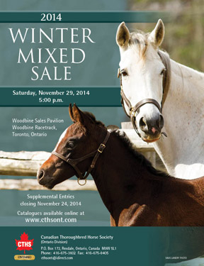 Thumbnail for 2014 Winter Mixed Sale Catalogue now Available Online