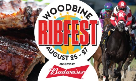 Thumbnail for Woodbine Ribfest and Fight Night details announced