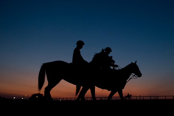 Thumbnail for Brothers looking forward to Woodbine Mile experience with Dragon Bay