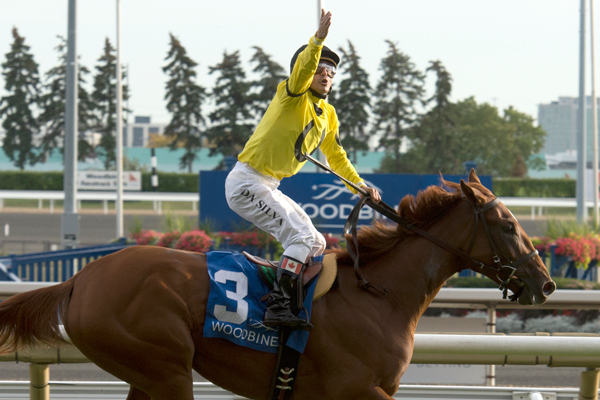 Thumbnail for Breeders' Cup Can-Con Notes