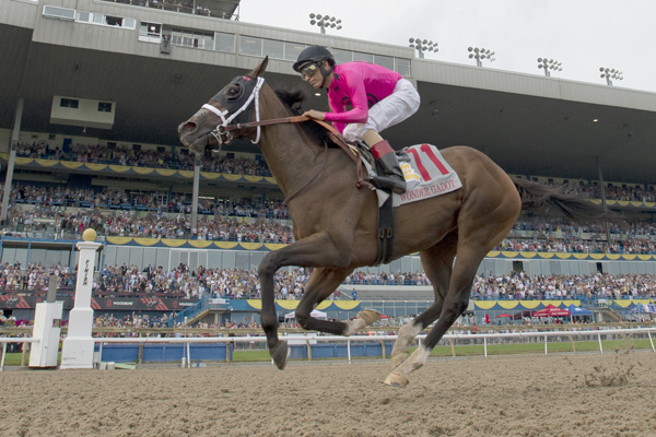 Thumbnail for Wonder Gadot Wows in Queen's Plate at Woodbine