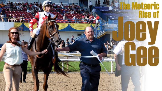 Thumbnail for Meet Joey Gee, Ontario's Newest Top 10 Thoroughbred Owner