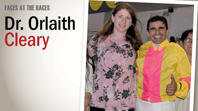 Thumbnail for Faces at the Races: Equine Surgeon Dr. Orlaith Cleary