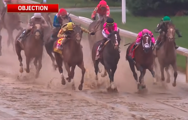 Thumbnail for Country House Scores Controversial Kentucky Derby Win