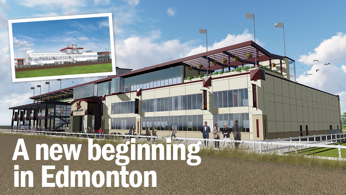 Thumbnail for Century Mile Promises Sustainability for Alberta Horse Racing Industry