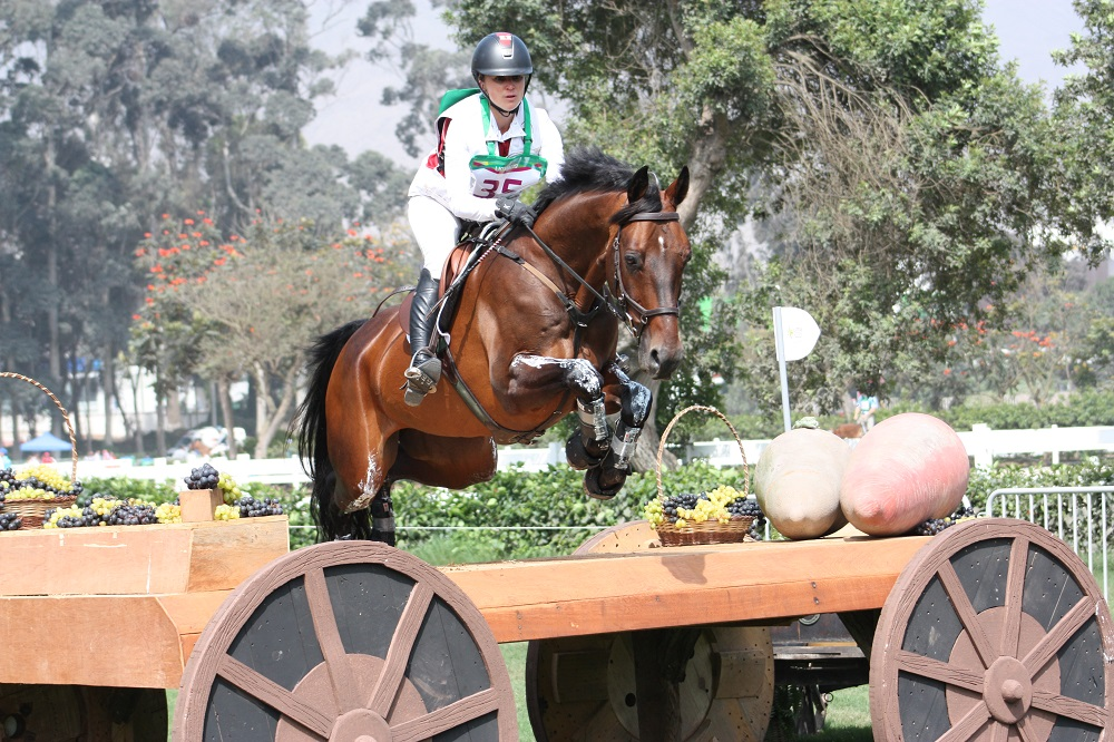 Thumbnail for Pan Am Eventing Cross-Country: Canada slips to third in Team standings