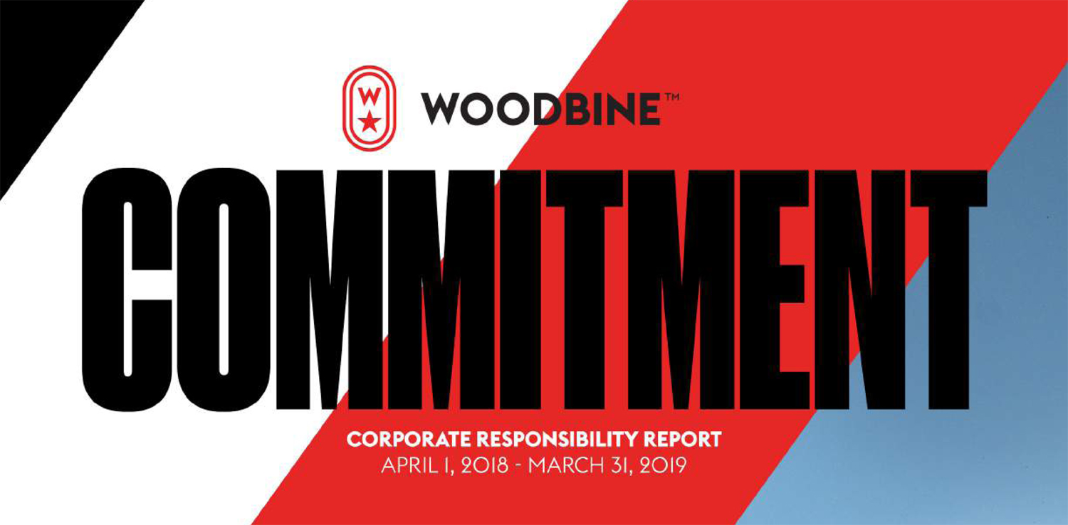 Thumbnail for Woodbine Releases Annual Corporate Responsibility Report