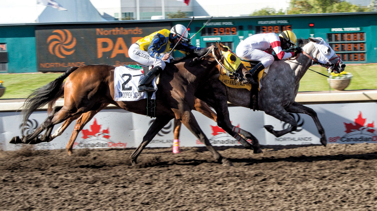 Thumbnail for Result of 2017 Canadian Derby Still Tied Up in Court