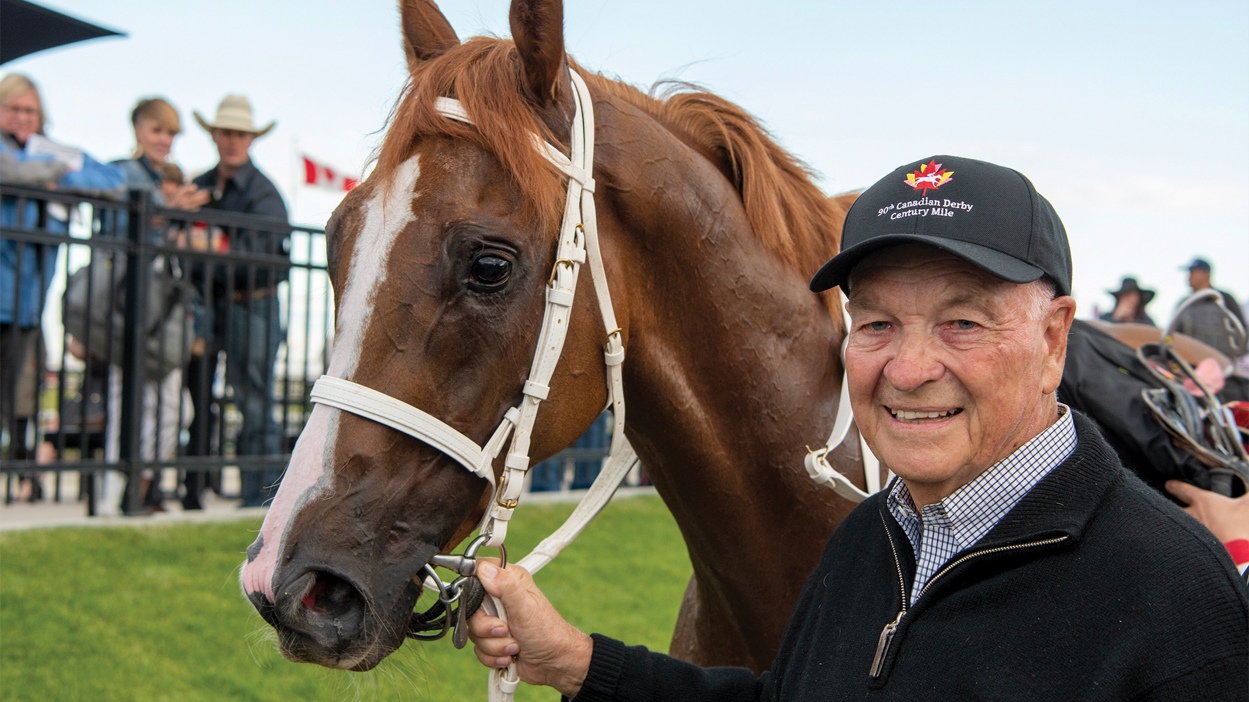 Thumbnail for Ole Nielsen's Life-Long Obsession with Horse Racing