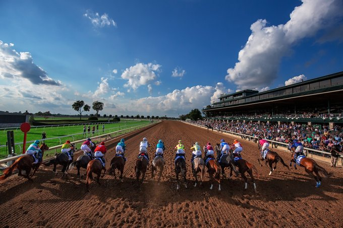 Thumbnail for Keeneland Opens Fall Meeting Friday; Canadian horses in action