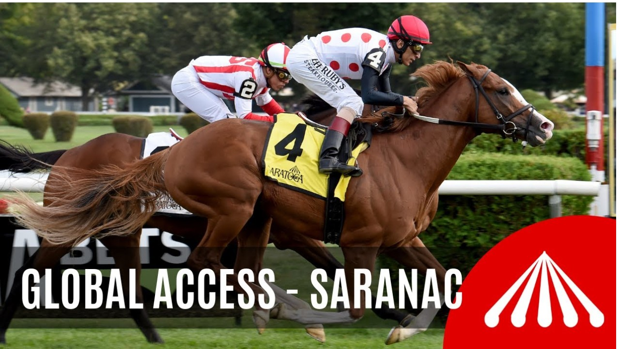 Thumbnail for Is Canada's Champion Three-Year-Old title on the Line in Ontario Derby?