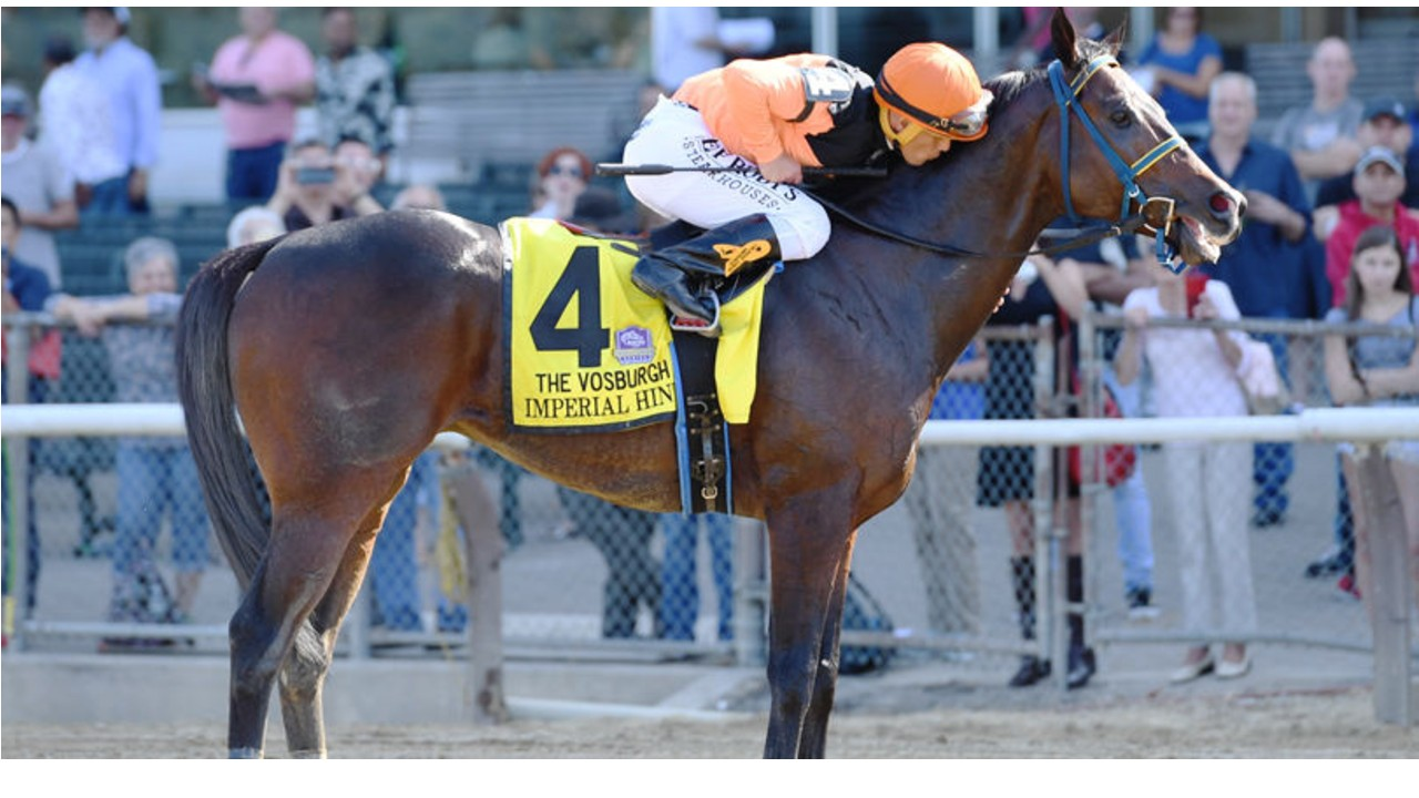 Thumbnail for Jen's Breeders' Cup Notes Tuesday