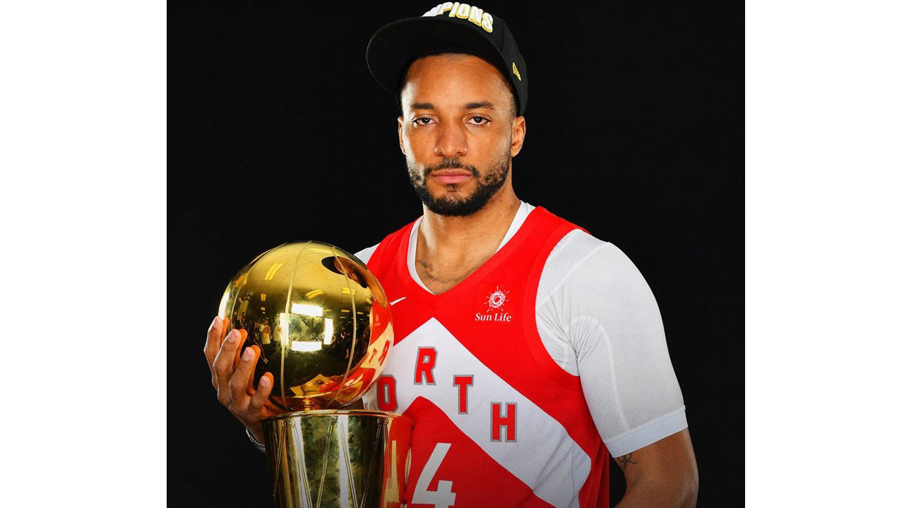 Thumbnail for NBA Champion Norman Powell is Drawmaster for Ricoh Woodbine Mile