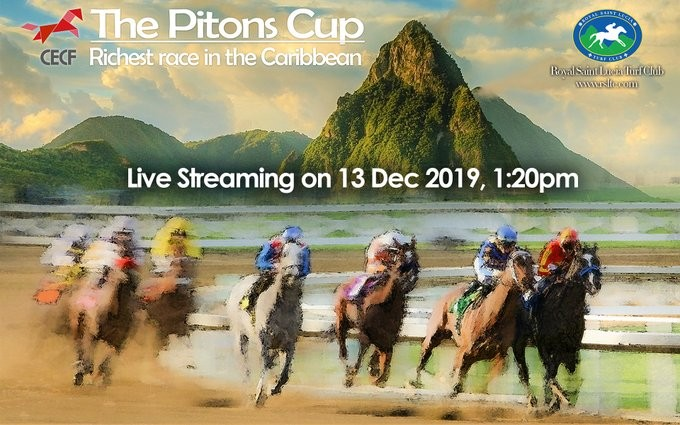History in St. Lucia Friday; $150,000 Pitons Cup part of Four-Race Program