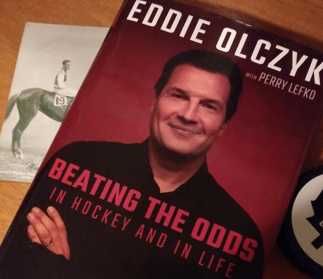 From Eddie O to the Derby in Mongol; A Few Books to pick up this Holiday Season