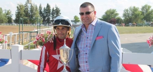 Thumbnail for Calgary's Robertino Diodoro Sizzling With Starters; Expected to Have Manitoba String '20