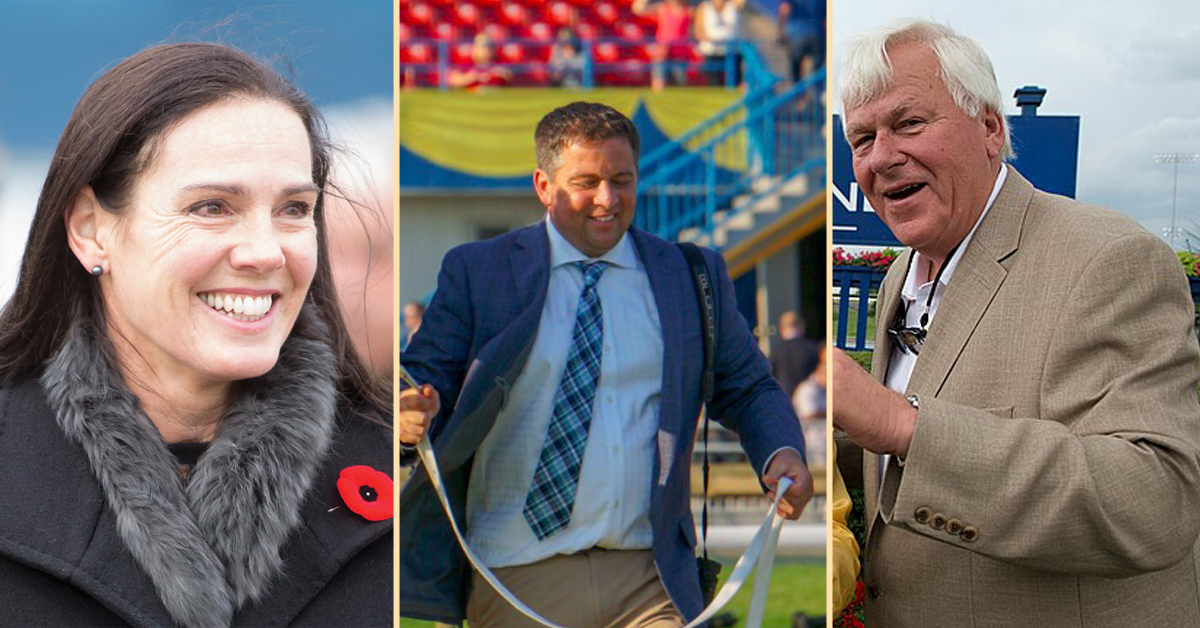 Thumbnail for Leading Woodbine Trainers Speak Out about Drug Scandal