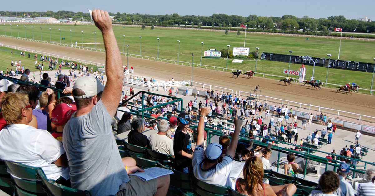 Thumbnail for Assiniboia Downs Continues With Plan to Open May 10