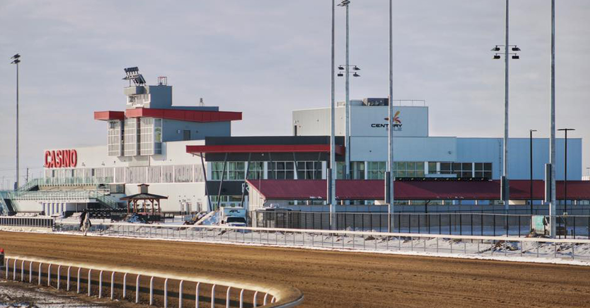 Alberta: Century Downs Fall Meeting to Be Held at Century Mile