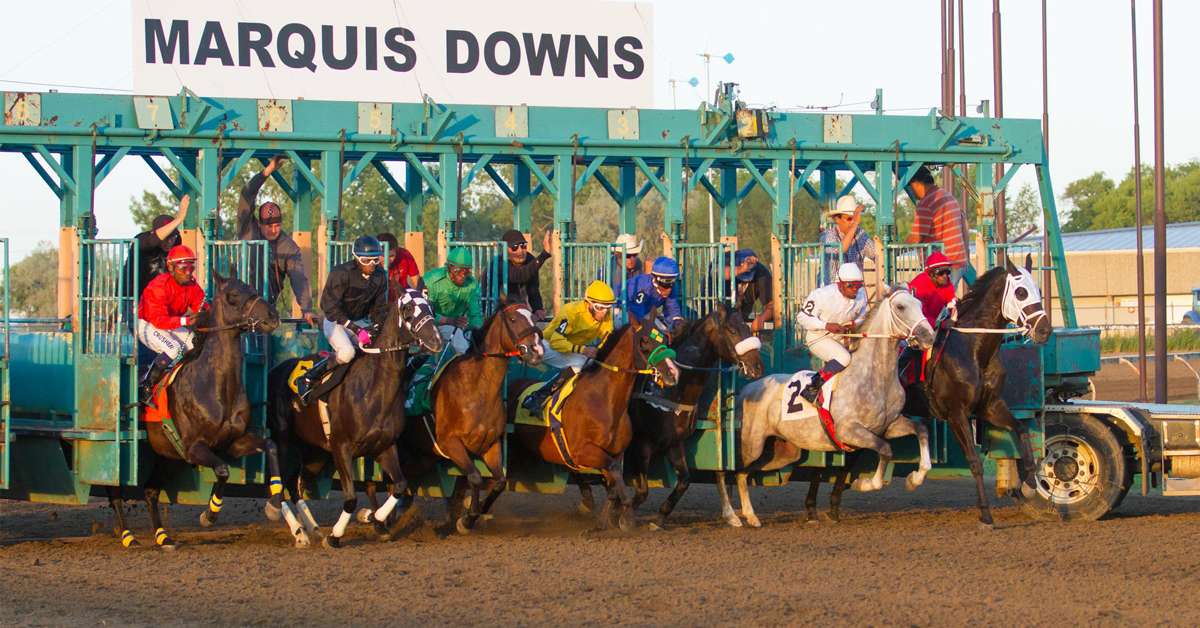 Thumbnail for Saskatchewan: Marquis Downs Hopes for Start-Up of 51st Season