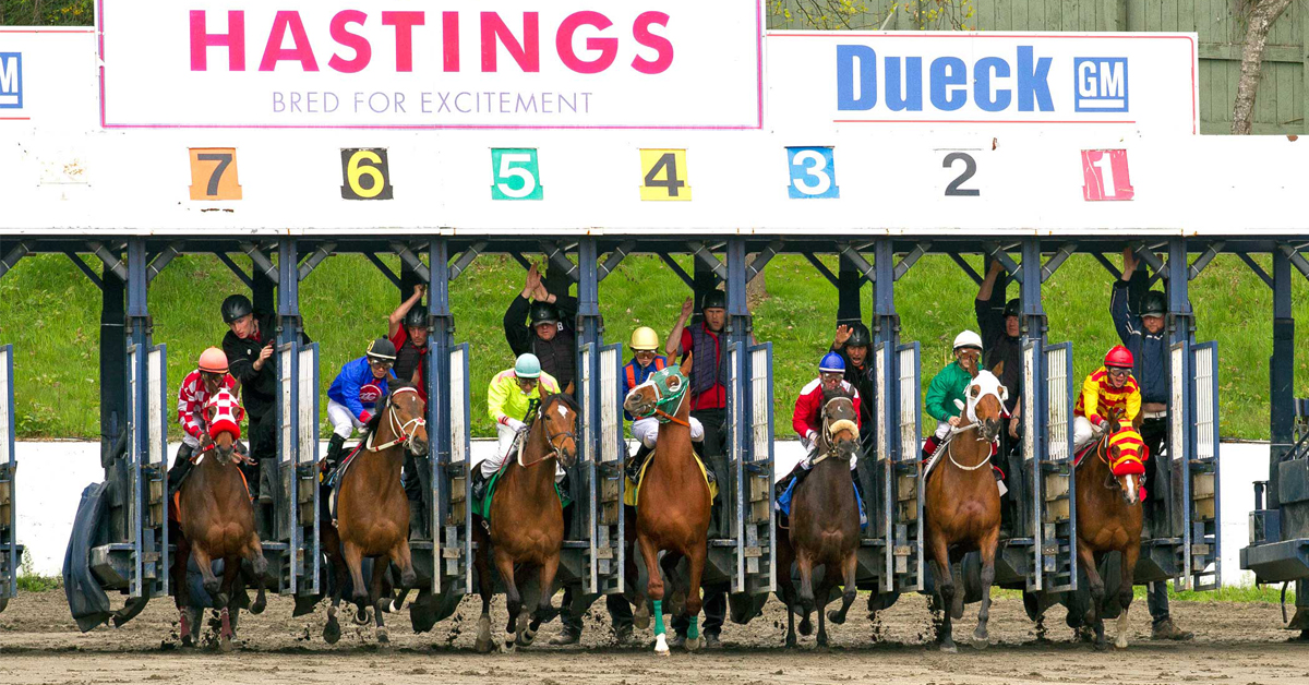 Thumbnail for B.C. Racing Postponement Program and More Updates