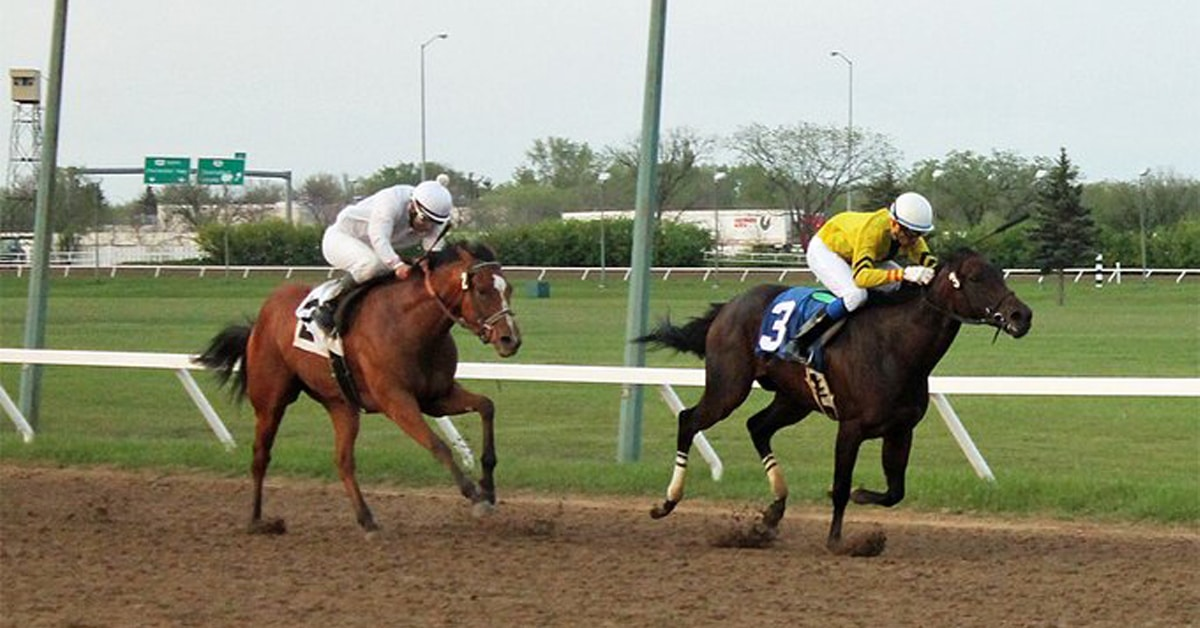 Thumbnail for $1 Million Wagered on Assiniboia Downs Opening Card