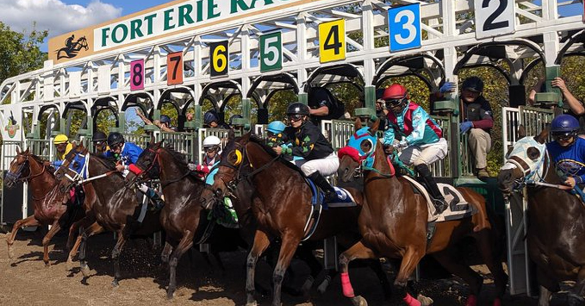Thumbnail for Fort Erie Set To Open 123rd Season June 2; Entries Drawn May 29