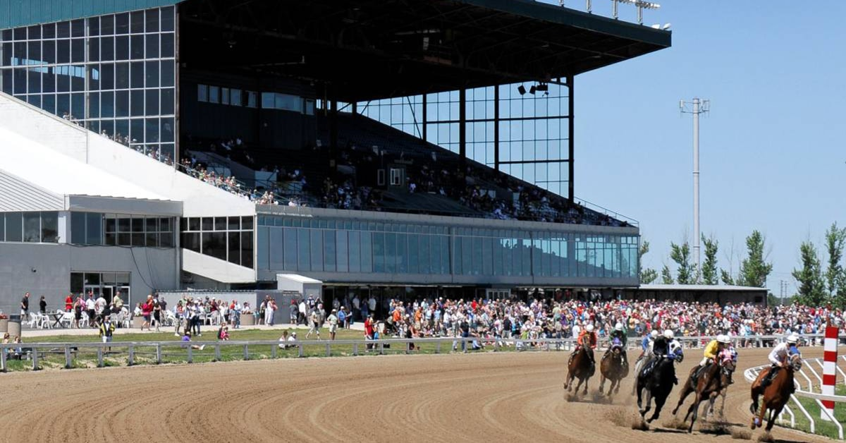 Thumbnail for Assiniboia Downs Marks Return of 'New Normal' Horse Racing