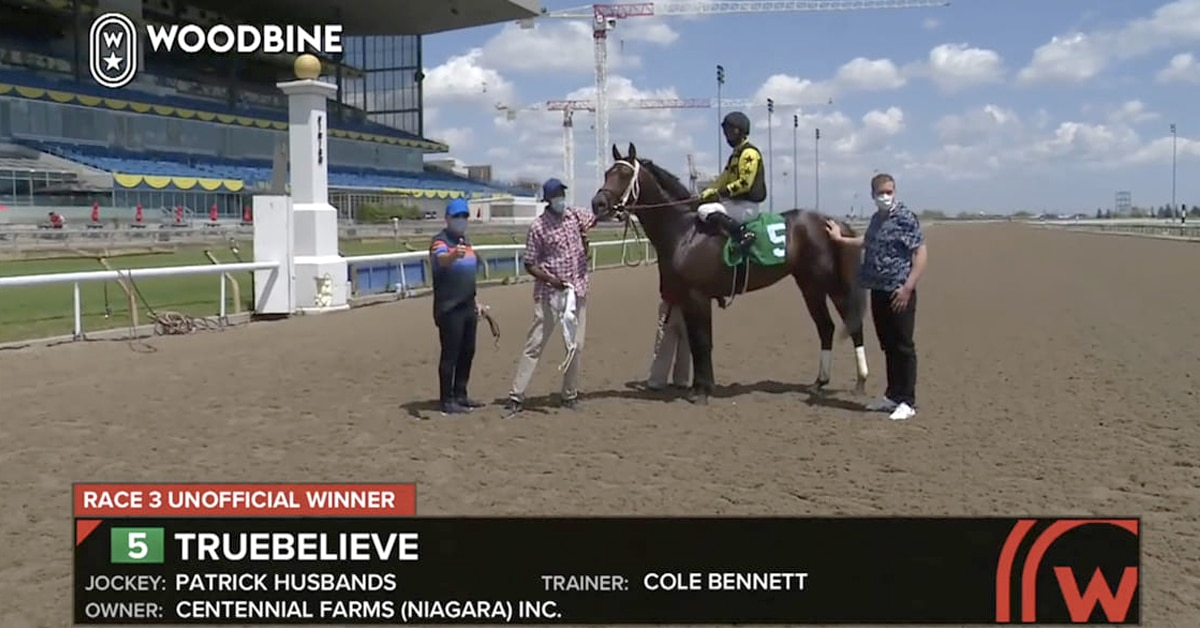 Thumbnail for The Short of It: Sprint Races Dominate Woodbine Racing