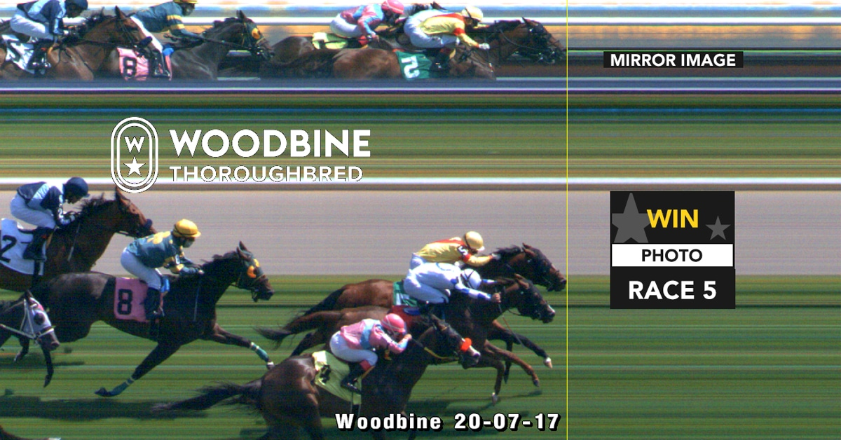 Thumbnail for 'By a Nose' Friday; Close finishes at Woodbine on July 17