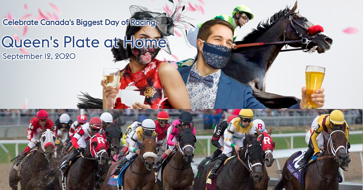 Thumbnail for Experience The Queen's Plate @ Home on Sept 12