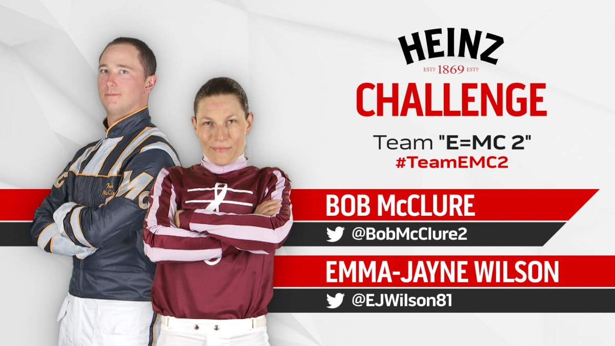 Thumbnail for Top Jocks and Drivers Pair Up for Charity in Heinz Challenge