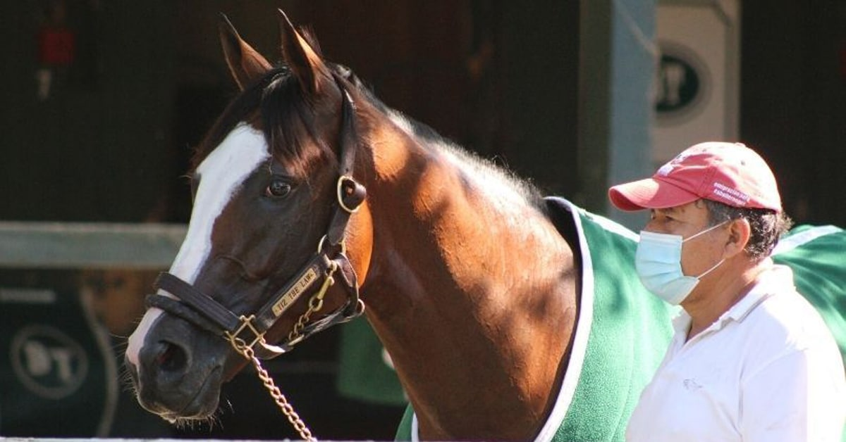 Thumbnail for Tiz Travers Time; Grade 1 'Midsummer Derby' is Before Kentucky Derby