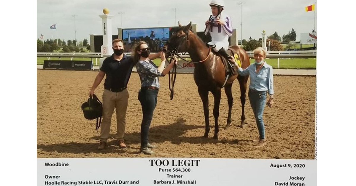 Thumbnail for Woodbine Wrap Aug 6-9; Oaks and Plate Trial Week Coming Up