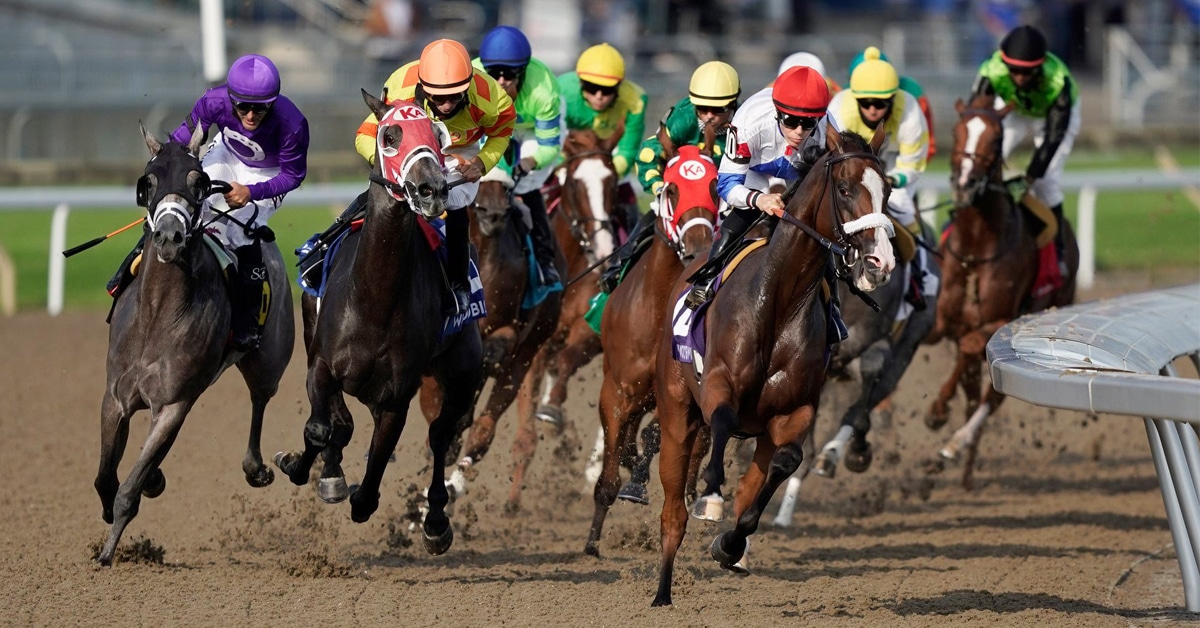 Thumbnail for Marching On: Woodbine Wrap For August 13-16 2020