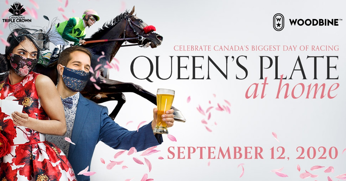 Thumbnail for Join the Race Day Excitement with Queen's Plate @ Home