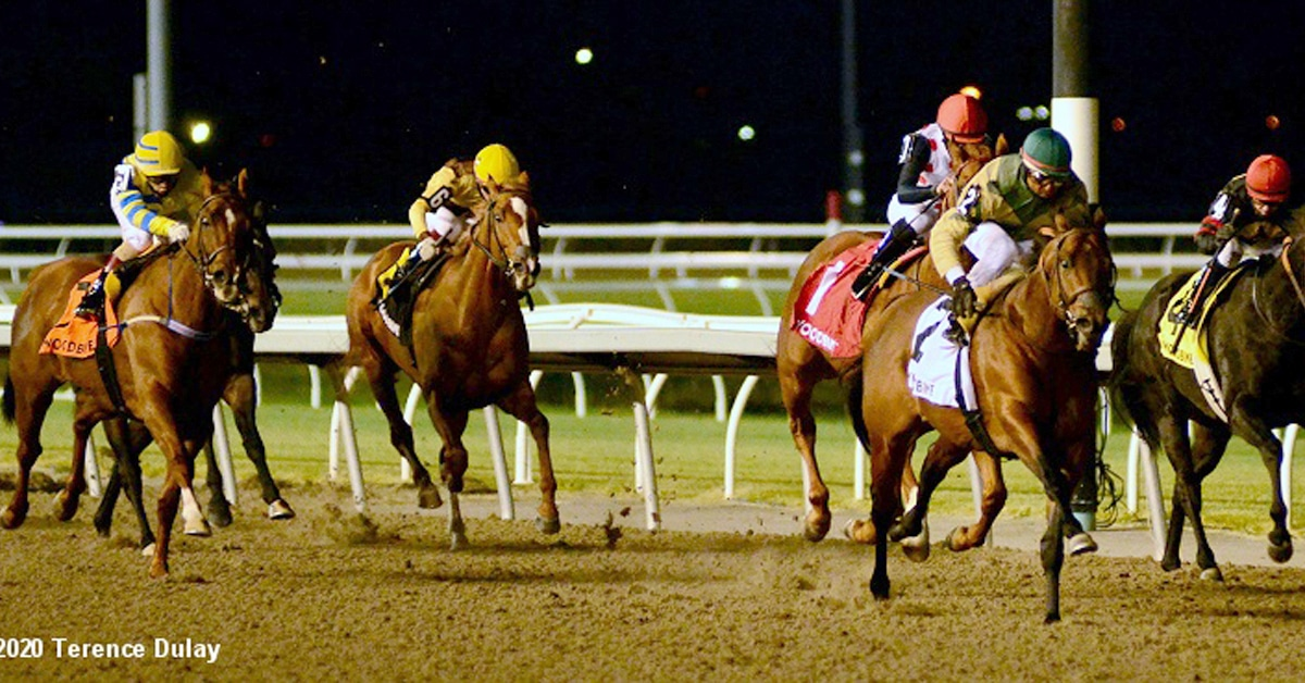 Thumbnail for Hail Mary: Field Pass Wins Ont. Derby, Pink Lloyd Upset, Woodbine Waits
