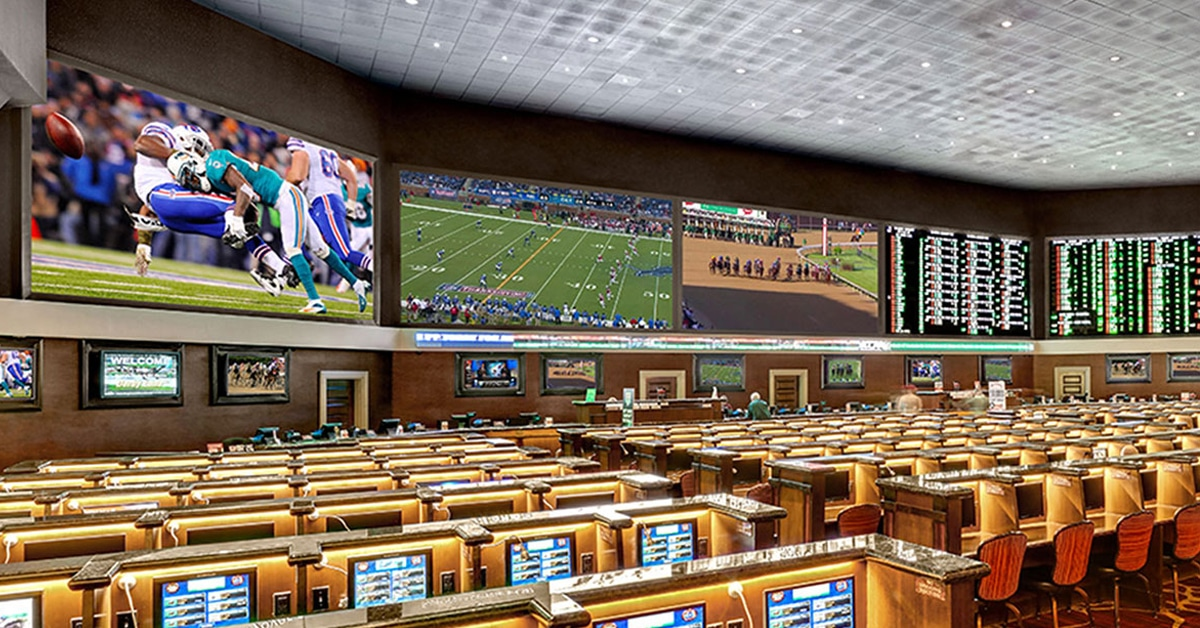 Thumbnail for Woodbine Entertainment Praises Proposed Sports Betting Bill