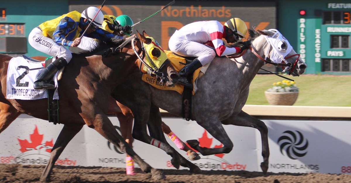 Thumbnail for Three Years Later Canadian Derby Declared Official For the 5th Time