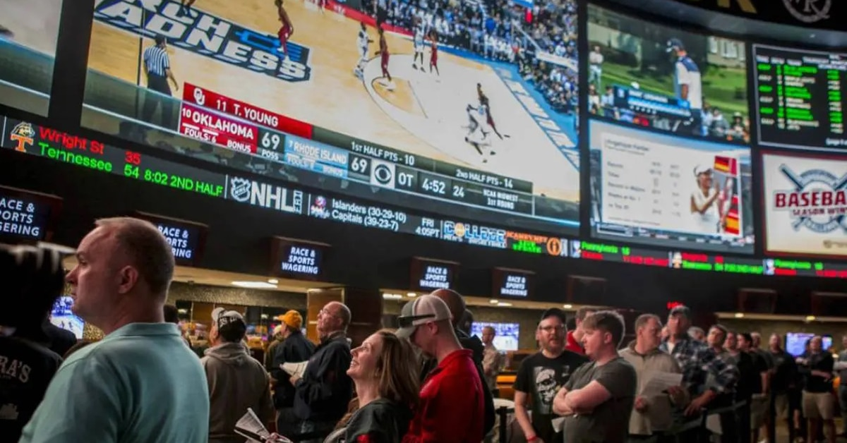 Thumbnail for Woodbine Supports Legalization of Single Event Sports Wagering
