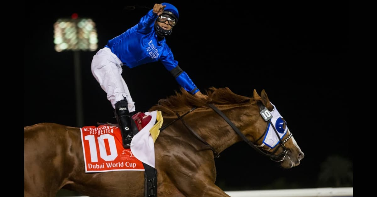 Thumbnail for At Dubai World Cup, Tragedy Overshadows Triumph