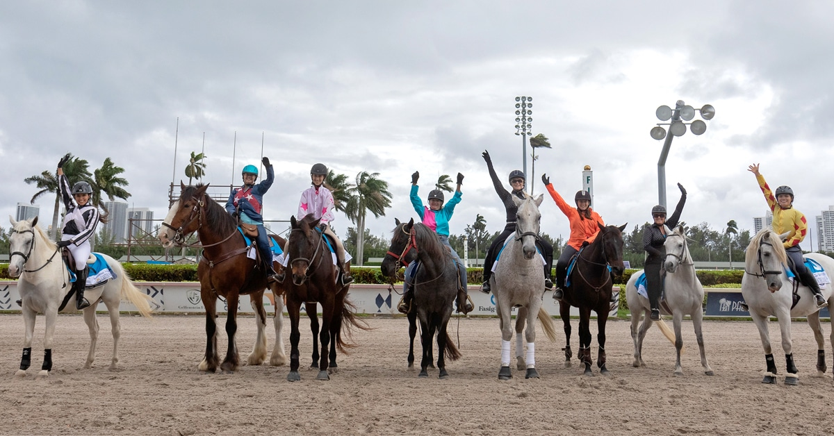 Thumbnail for Canter for the Cause Raises Funds for Thoroughbred Aftercare Alliance