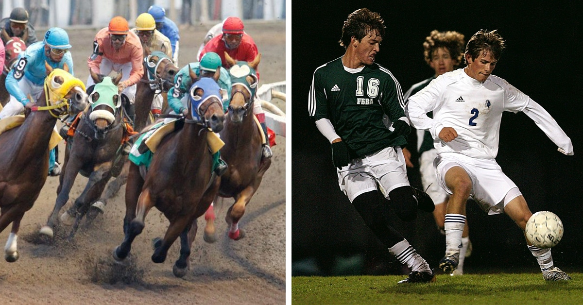 Thumbnail for Prairieland Park Kicks Horse Racing Out of Sask. for Soccer