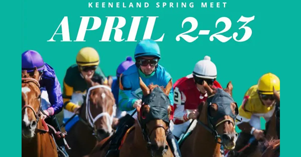 Thumbnail for Keeneland Spring Meet: Blue Grass Stakes April 3