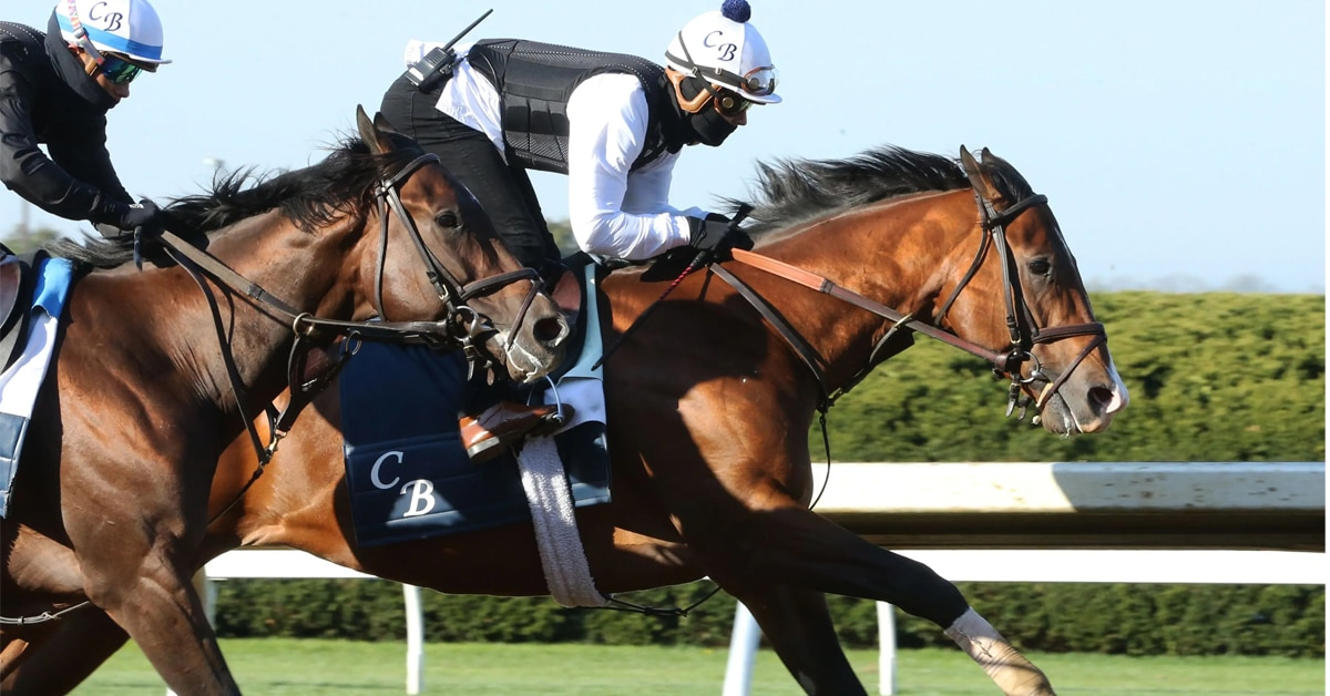 Thumbnail for Kentucky Derby Fever: Field Firming Up, Workouts Show