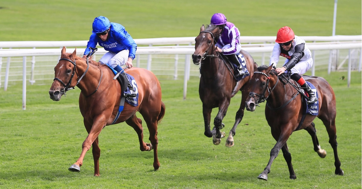 Thumbnail for Watch and Wager on Cazoo Epsom Derby and Oaks Friday and Saturday