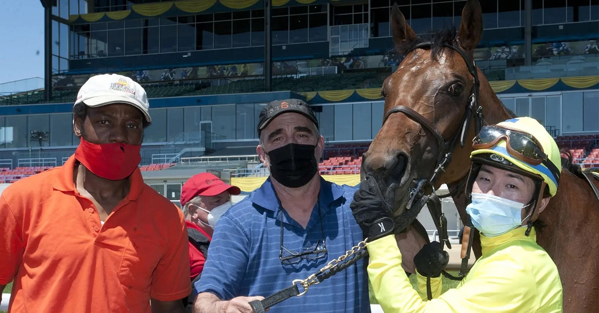 Thumbnail for Woodbine's Opening Day: Tiller Family Celebrates at Track and Home
