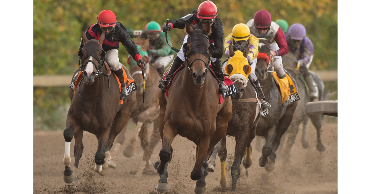 Thumbnail for New Post Time for Opening Day at Fort Erie Race Track
