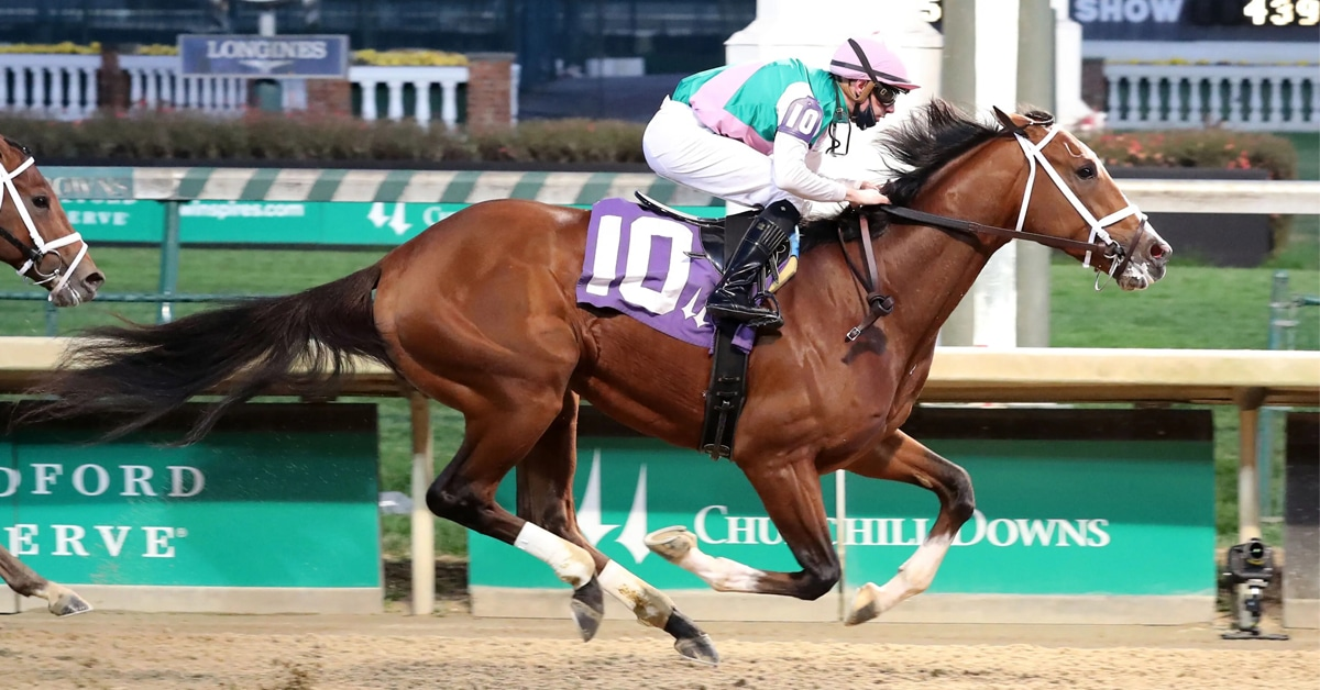 Thumbnail for Queen's Plate Contender Weyburn Takes on Mandaloun